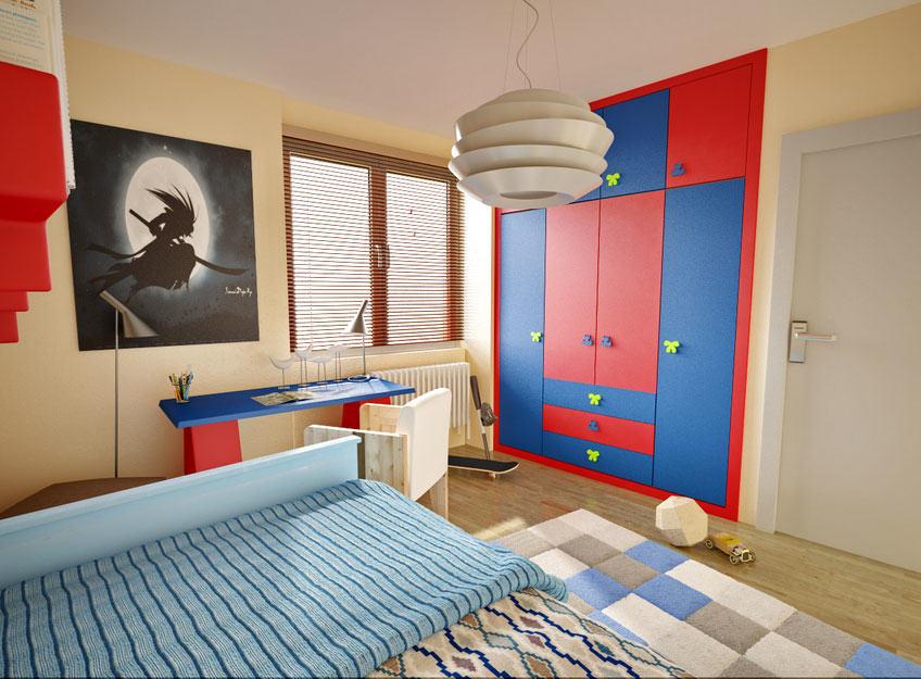 Мечтана детска стая