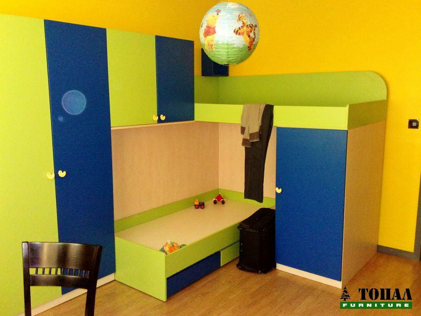 Детски мебели на нива