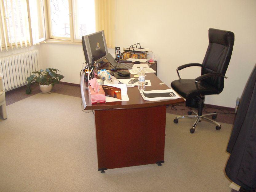 Офис бюро махагон
