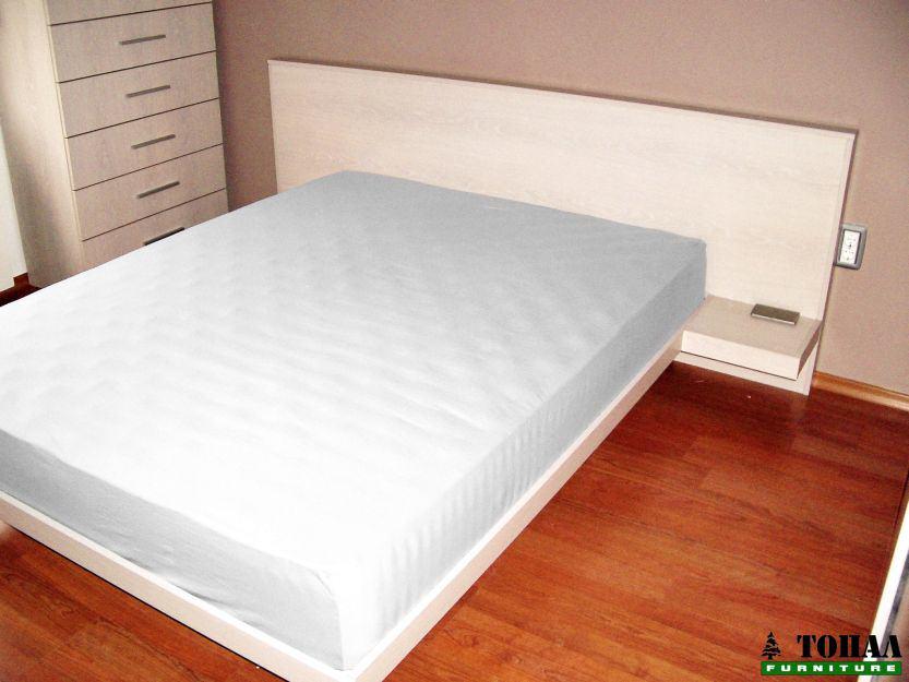 Права спалня във въздуха