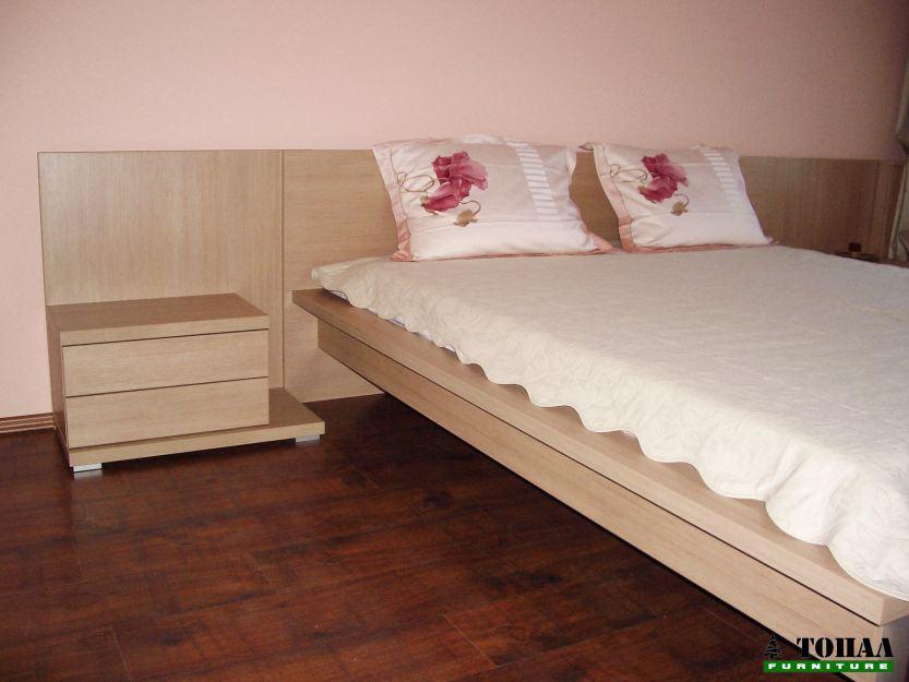 Спалня във въздуха с борд