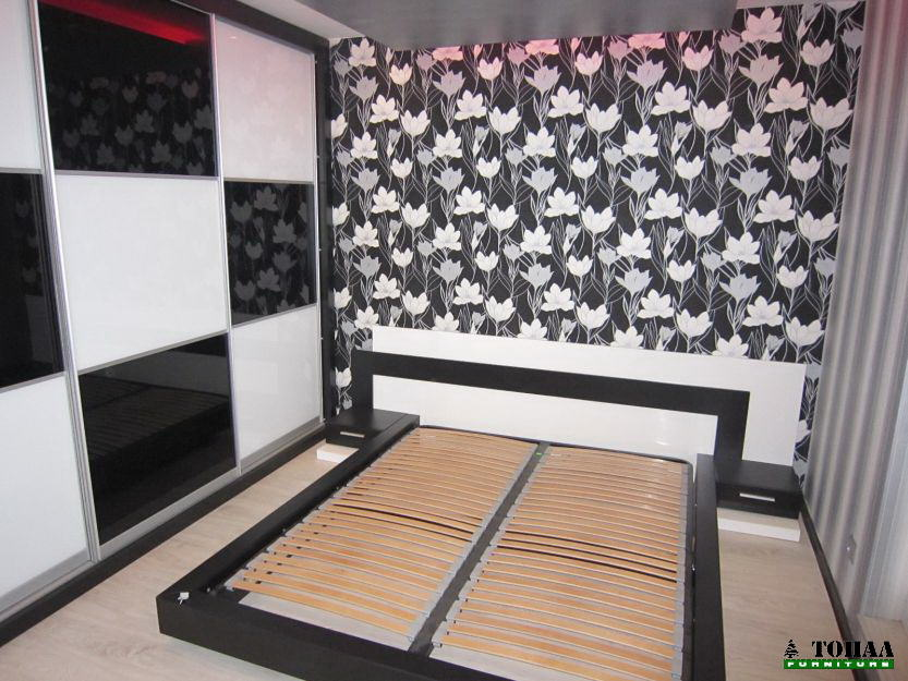 Спалня с широк борд