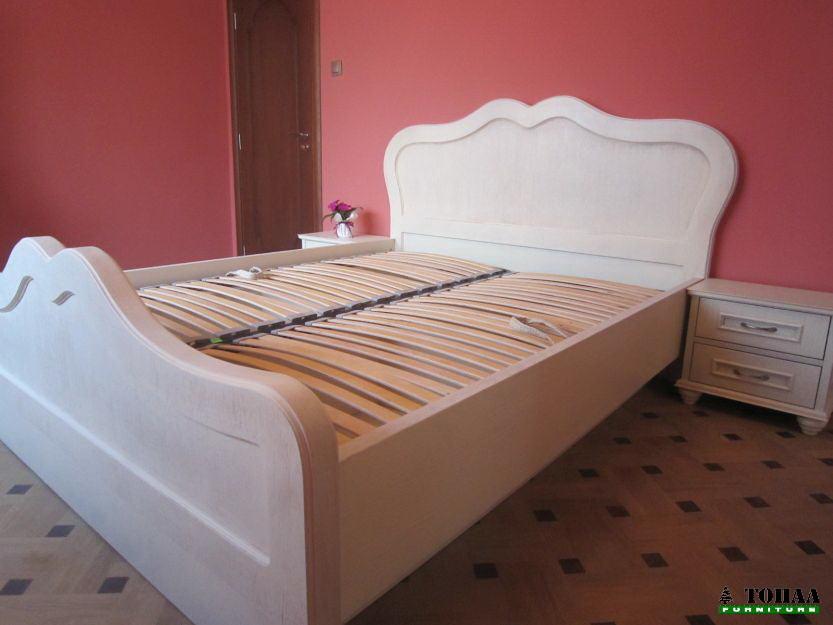 Ретро спалня от МДФ