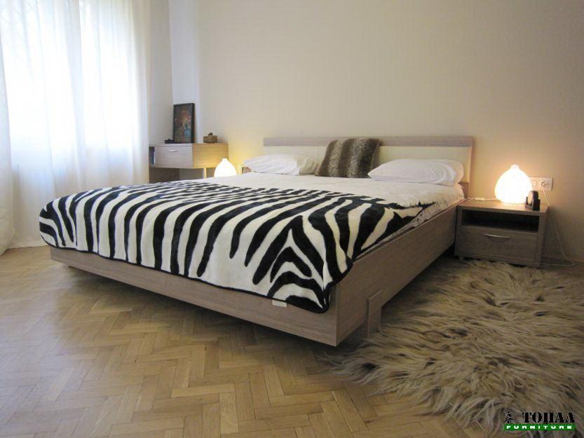 Висяща спалня във въздуха