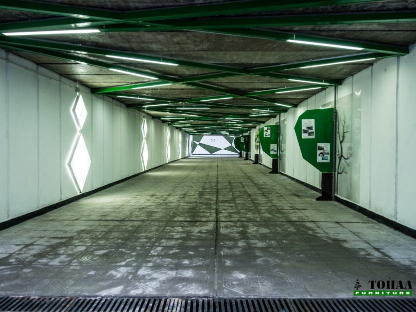 Обновен подлез на ботевградско шосе