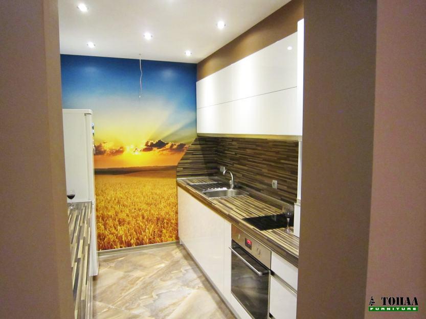 Фототапет в кухнята