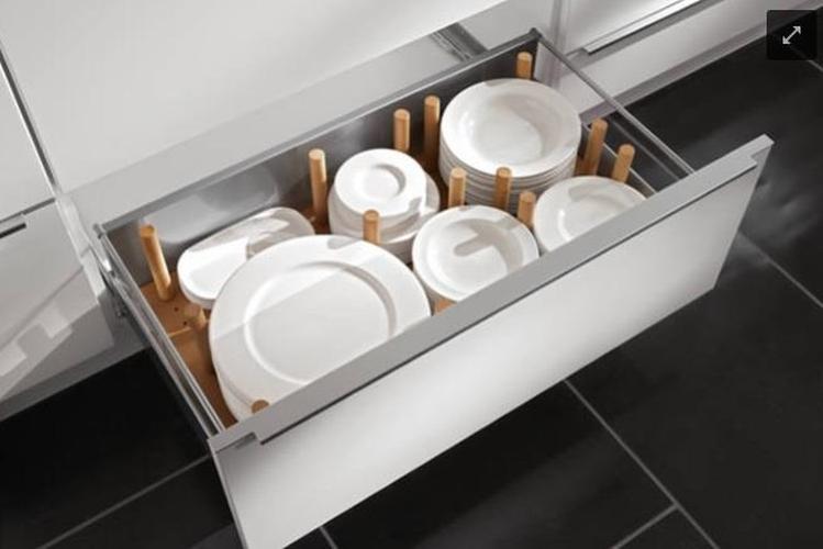 Идеи за функционално разпределение в кухнята (1)