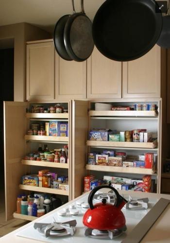 Идеи за функционално разпределение в кухнята (10)