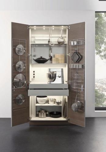 Идеи за функционално разпределение в кухнята (6)