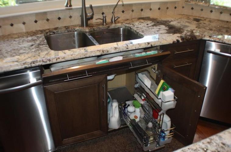 Идеи за функционално разпределение в кухнята (7)
