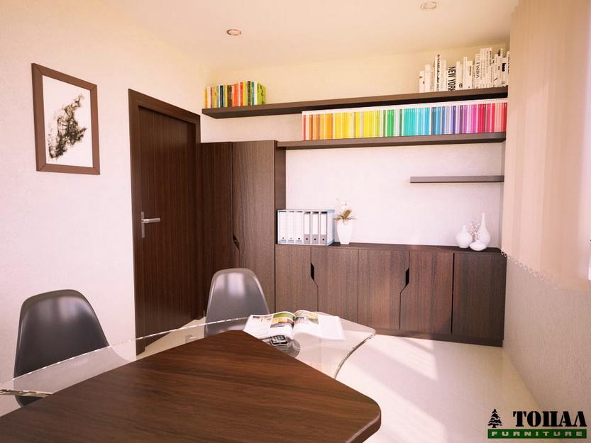 нтериорен дизайн на офис